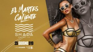 Shada Beach Club - El Martes Caliente - Civitanova Marche (Mc) @ Shada Beach Club | Civitanova Marche | Italy