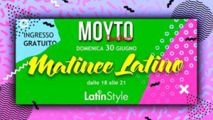 Moyto - Porto Sant'Elpidio (Fm) - Matinee Latino Domenica @ Moyto DiscoBeach | Porto Sant'Elpidio | Italy