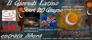 Guneson - Porto Sant'Elpidio (Fm) - Il Giovedi Latino @ Guneson | Porto Sant'Elpidio | Italy